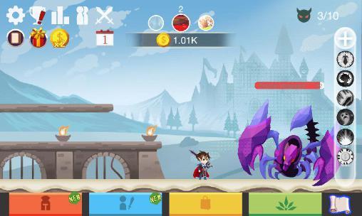 Tap league HD Screenshot