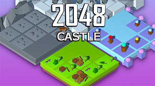 Castle 2048 screenshot 1