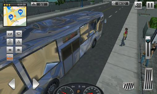 Commercial bus simulator 16 for Android