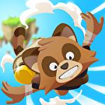 Tanoo jump:Tanukis vs pandas Symbol