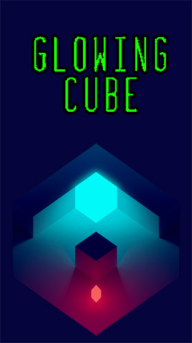 Glowing cube capturas de pantalla