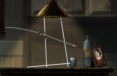 Captura de pantalla Araña el secreto de Bryce Manor en iPhone