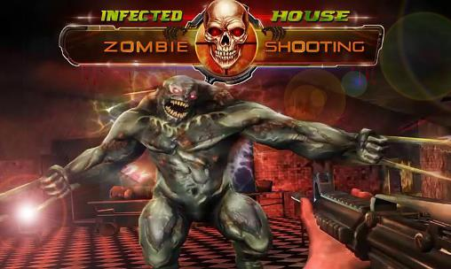 Infected house: Zombie shooter screenshot 1
