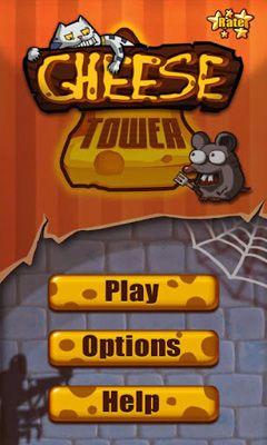 Cheese Tower captura de pantalla 1