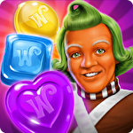 Wonka's world of candy: Match 3 icône