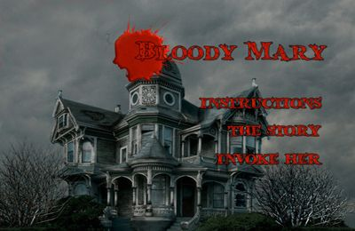 logo Bloody Mary Ghost Adventure