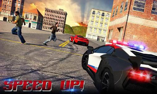 Police chase: Adventure sim 3D para Android