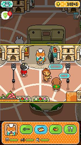 Arcade-Spiele Food truck pup: Cooking chef für das Smartphone