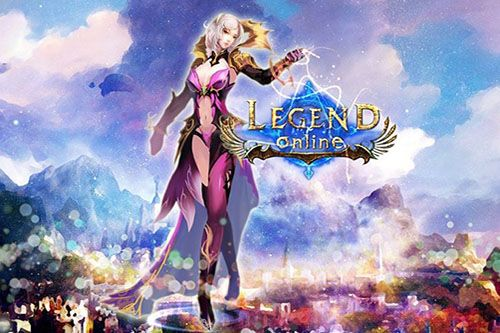 Legend online captura de pantalla 1