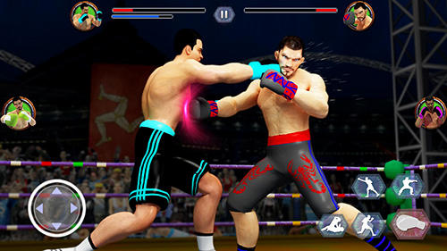 World tag team super punch boxing star champion 3D для Android