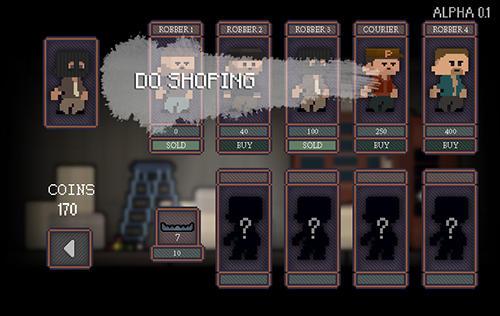 Hide and rob: Pixel horror скриншот 2