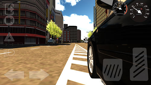 Extreme car driving simulator für Android