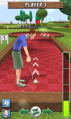 Multiplayer My golf 3D für das Smartphone