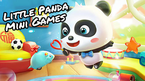 Little panda: Mini games Screenshot