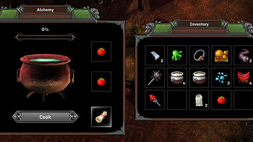 Android用 ドワーヴェン・ヴィレッジ: ドワーフ・フォートレス RPG