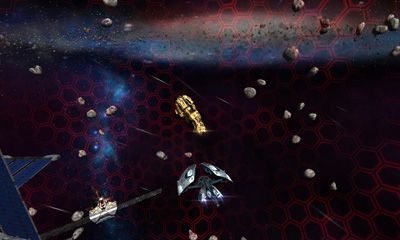 Star-Draft Space Control capture d'écran 1