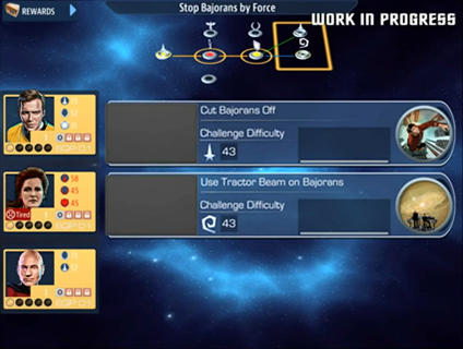 Star trek: Timelines for Android