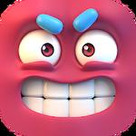 Battle blobs: 3v3 multiplayer Symbol