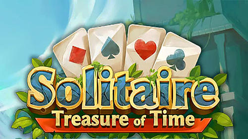 Solitaire: Treasure of time captura de pantalla 1