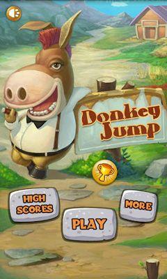 Donkey Jump Symbol