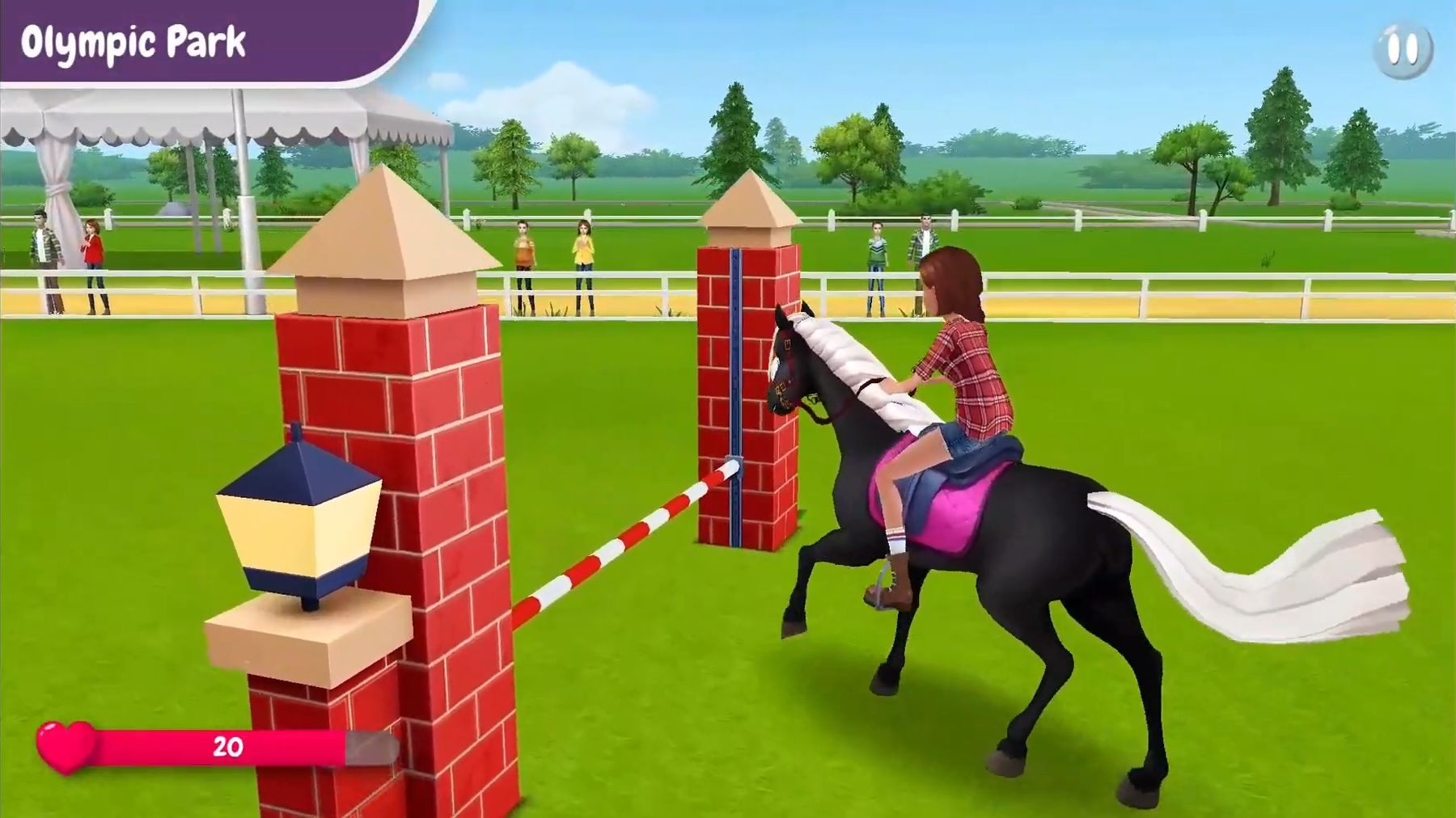 Horse Legends: Epic Ride Game for Android