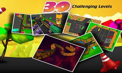 Juegos de arcade Troll Parking 3D para teléfono inteligente