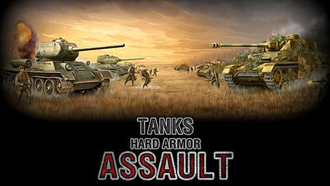 Tanks hard armor: Assault screenshot 1