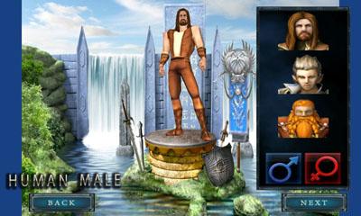 Midgard Rising 3D MMORPG screenshot 2
