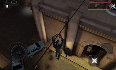 d'action Splinter Cell Conviction HD pour smartphone