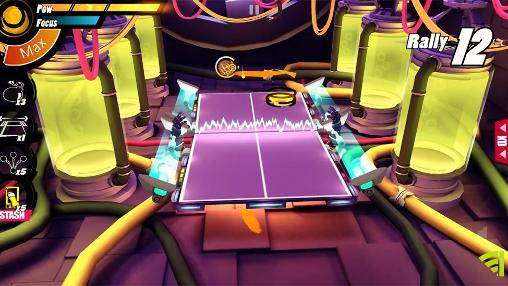 Power ping pong для Android