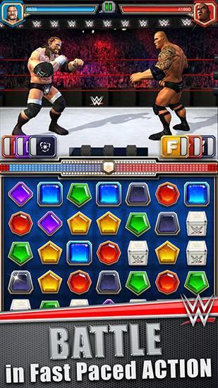 拱廊 WWE: Champions智能手机