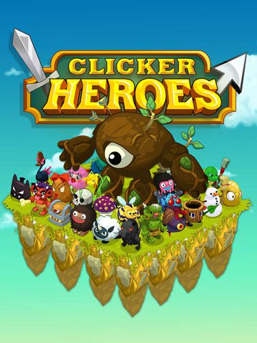 logo Clicker Helden