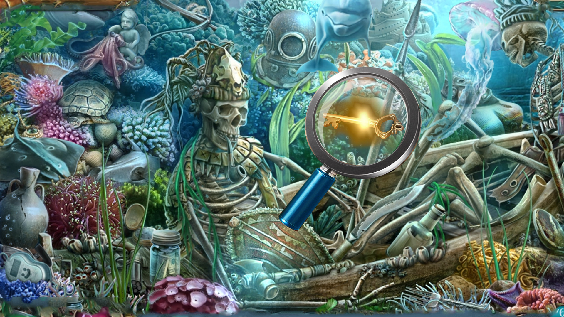 free Hidden objects games