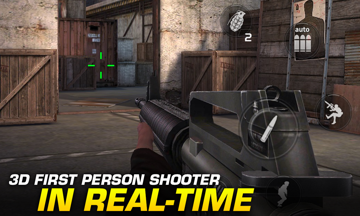 Red Dot : PK FPS для Android