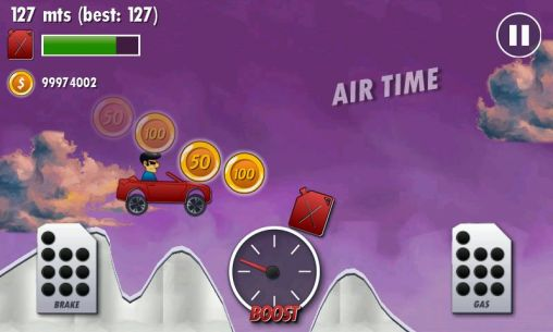 Mountain climb racer for Android