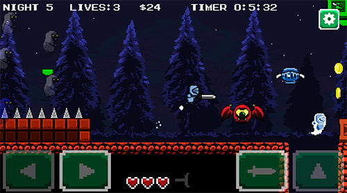 Soul chase: Retro action pixel platformer for Android