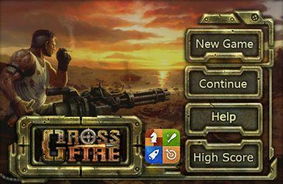 Simulator-Spiele: Lade Kreuzfeuer : Verteidigung auf dein Handy herunter