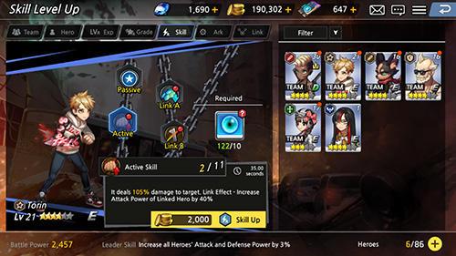 Soul ark für Android