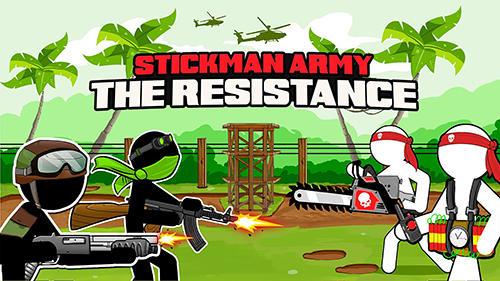 Stickman army: The resistance captura de pantalla 1