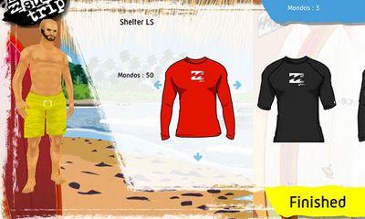 Sportspiele Billabong Surf Trip für das Smartphone