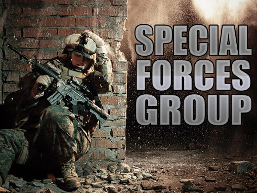 Special forces group icon