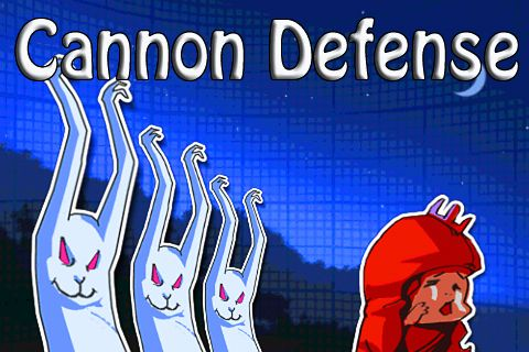 Screenshot Cannon defense on iPhone