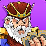 Battle kingdom: The royal heroes online. Card game Symbol