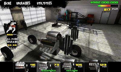 de courses Monster truck destruction pour smartphone