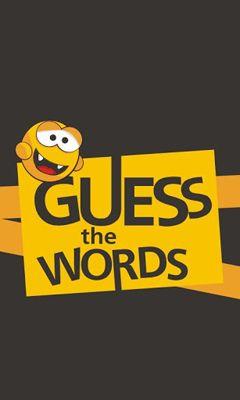 Capturas de tela de Guess The Words