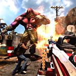 Rage Z: Multiplayer zombie FPS icon