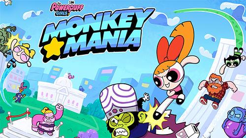 Powerpuff girls: Monkey mania Screenshot