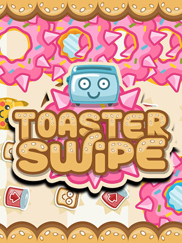 Toaster swipe Screenshot