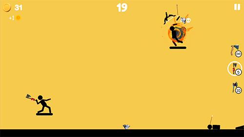 The stickman vikings screenshot 2