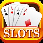 Video poker: Slot machine icon